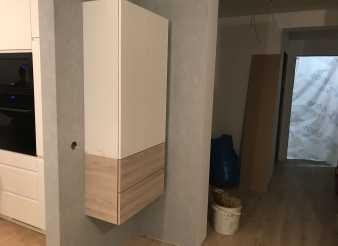 szafka w salonie